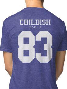 Childish ガンビーノ Jersey Tri-blend T-Shirt