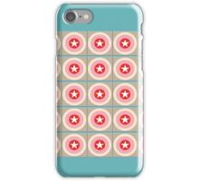 Circle/Star pattern iPhone Case/Skin