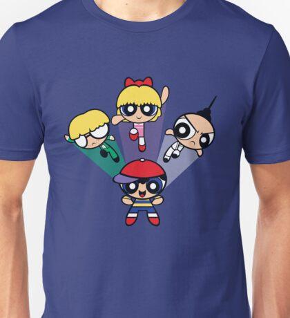 Bad Motherpuffers Unisex T-Shirt