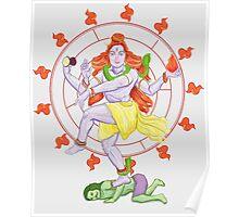 Shiva Nataraja Poster