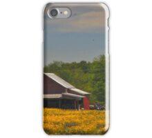 Indiana farm iPhone Case/Skin