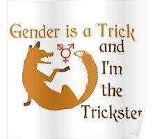 Trickster Gender Poster