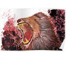 Lion's Roar Poster