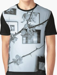 Japonica blossoms in my gallery Graphic T-Shirt
