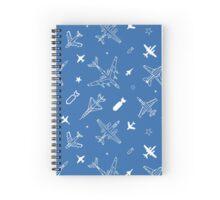 Red Dawn 2 Spiral Notebook