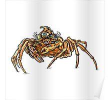 Three-Eyed Crab Poster