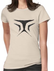 Rorschach Clone Trooper Womens Fitted T-Shirt
