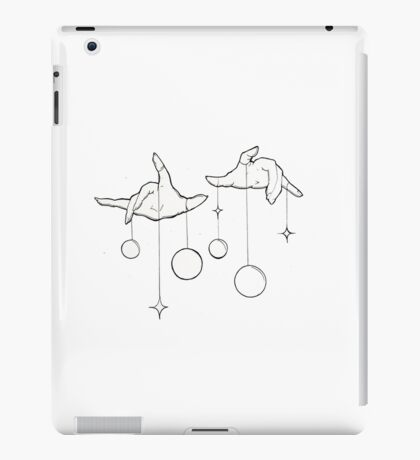 Woman's Touch iPad Case/Skin