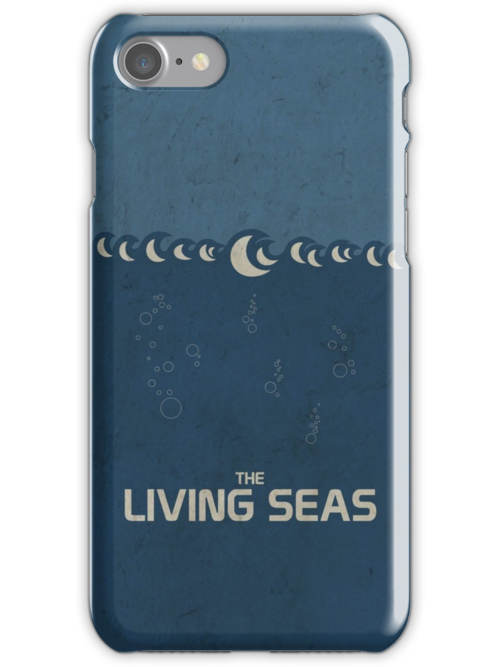 The Living Seas by scbb11Sketch