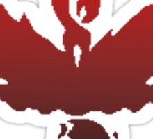 Pokemon Go Team Valor Sticker