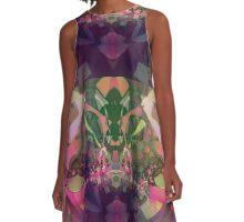 7Groovy A-Line Dress