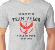 Team Valor Athletic Dept Unisex T-Shirt