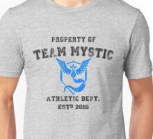 Team Mystic Athletic Dept Unisex T-Shirt
