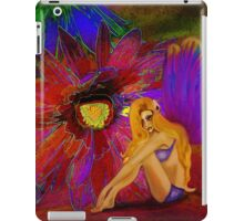 Flower Fairy iPad Case/Skin