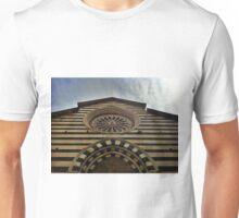 Church of Saint John Baptist, Monterosso al Mare Unisex T-Shirt