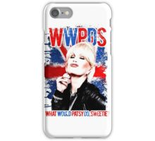 patsy iPhone Case/Skin