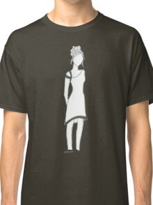 Faceless girl  Classic T-Shirt