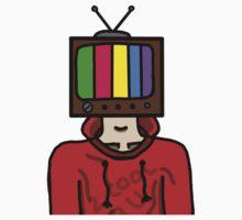 TV Boy Kids Tee