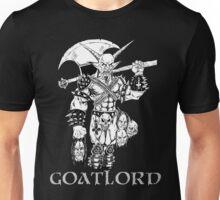 Goat Lord Censorship Unisex T-Shirt