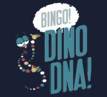 Dino DNA One Piece - Long Sleeve