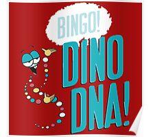 Dino DNA Poster