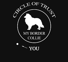 Funny Border Collie Dog Unisex T-Shirt