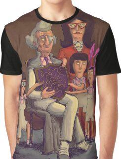 Fischoeder Family Portrait Graphic T-Shirt