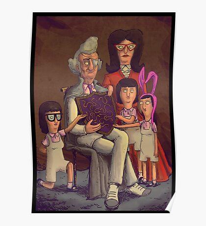 Fischoeder Family Portrait Poster