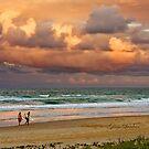 Currumbin Beach open space by flexigav