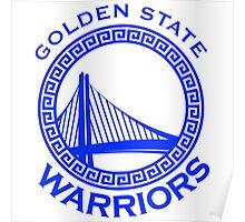 Golden state warrior Poster