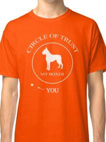 Funny Boxer Dog Classic T-Shirt