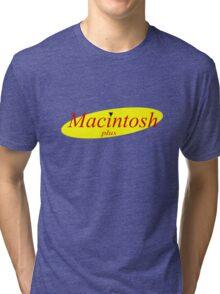 Macintosh Plus Tri-blend T-Shirt