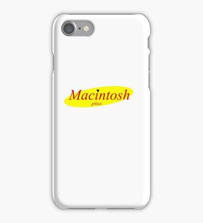 Macintosh Plus iPhone Case/Skin