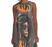 the heretic A-Line Dress