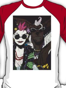 Tank Girl and Booga T-Shirt