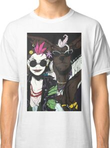 Tank Girl and Booga Classic T-Shirt