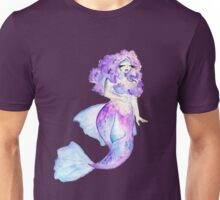 Curvy Mermaid - Betta  Unisex T-Shirt