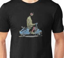 Vespa Classic Scooter Funny Unisex T-Shirt