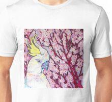Almond Blossom Cocky Unisex T-Shirt