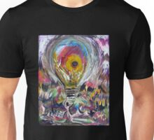 Invention by Darryl Kravitz Unisex T-Shirt