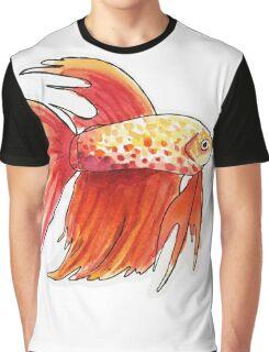 Fish 3 Graphic T-Shirt