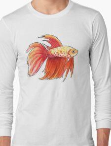 Fish 3 Long Sleeve T-Shirt