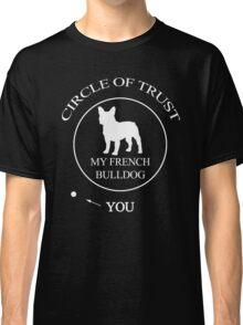 Funny French Bulldog Classic T-Shirt
