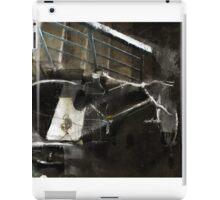 trike downstairs iPad Case/Skin