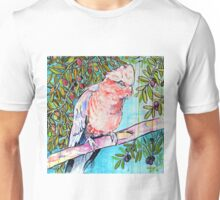 Galah and Olives Unisex T-Shirt