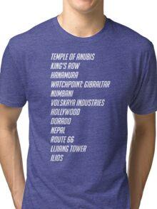Places Tri-blend T-Shirt