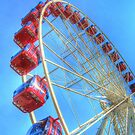 As the big wheel turns by Michael Matthews