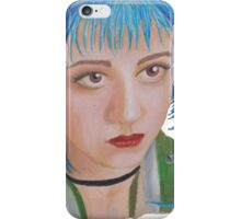 Scott Pilgrim - Ramona Flowers iPhone Case/Skin