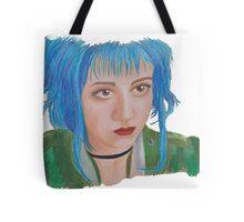 Scott Pilgrim - Ramona Flowers Tote Bag