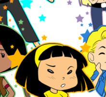 New Mutants Ladies Sticker